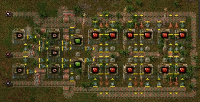 Red Circuit – basic
