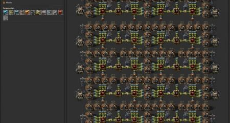 Red Circuits beaconed bots