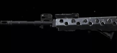 Stock M16 Grenadier,