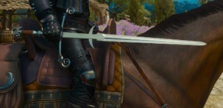 Toussaint Sword (Steel)