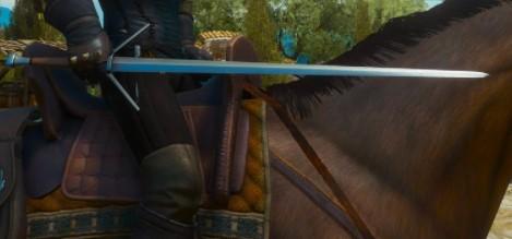 Viper swords (Steel & Silver)