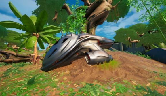 Discover the Predator's Mysterious Pod
