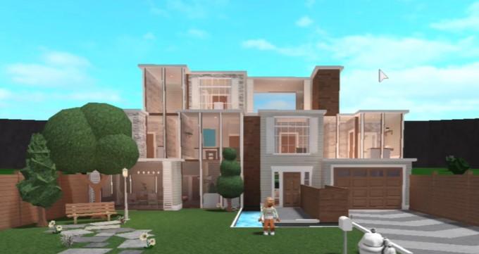 50k No Advanced Placing Modern House