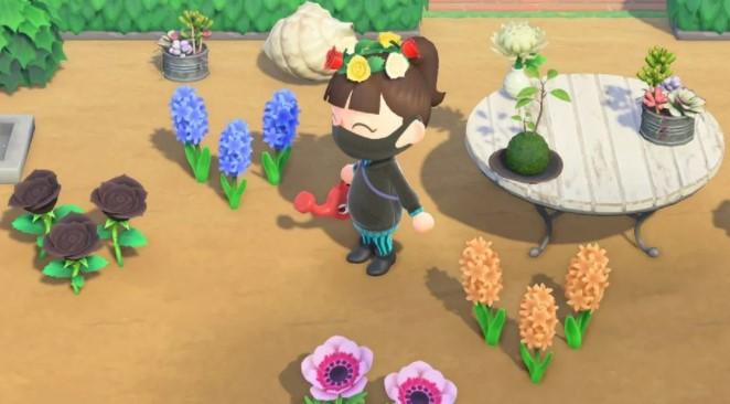 ACNH Flower Breeding Guide Layout1