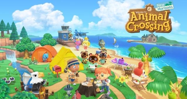 ACNH Survey Nintendo