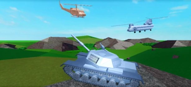 Armored Patrol