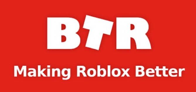 BTRoblox Firefox Extension