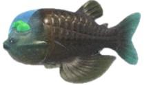 Barreleye Rare Fish ACNH