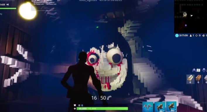 Best Scary Horror Fortnite Map Codes Duo