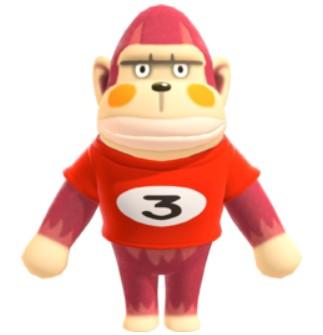 Boyd in Animal Crossing New Horizons