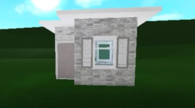 Cheap Bloxburg House Ideas 1 Story 1K