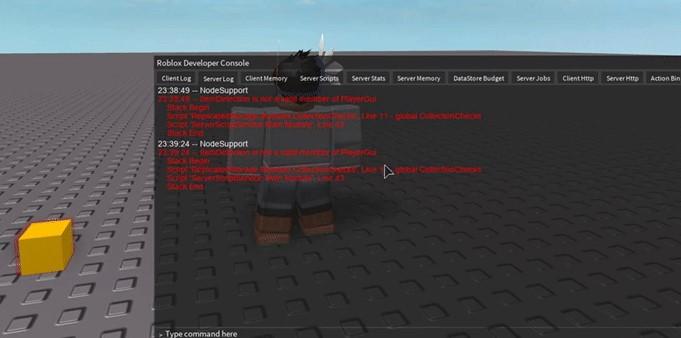 Cool Modules Script Roblox GUI
