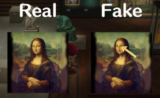 Famous Painting ACNH ART