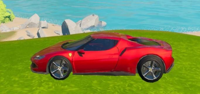 Finding Ferrari in Fortnite Chapter 2 Season 7