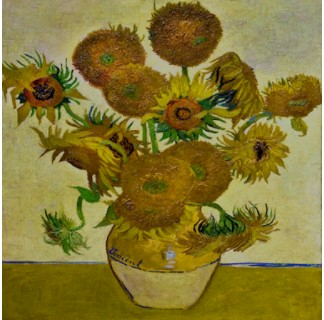 Flowery Painting ACNH ART