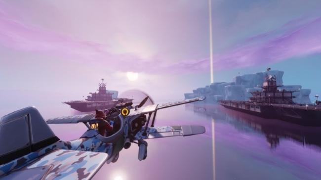 Freaky Flights Air Royale Code Fortnite