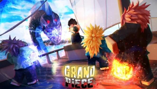 Grand Piece Online Codes (July 2021)