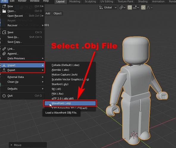 Import File to Roblox Studio