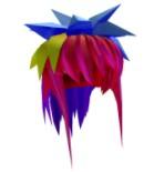Luobu Party Hair