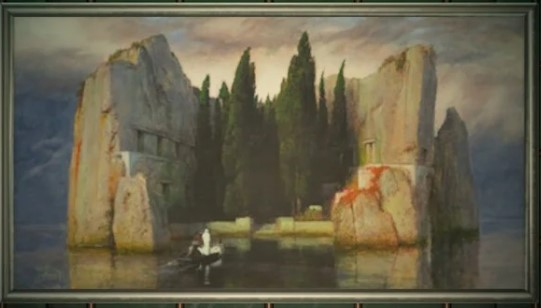 Mysterious Painting
