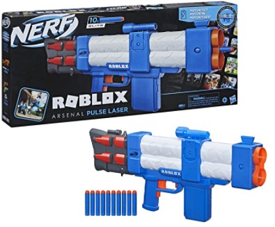 Nerf Roblox Pulse Laser in Amazon