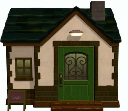 Raymond's House exterior