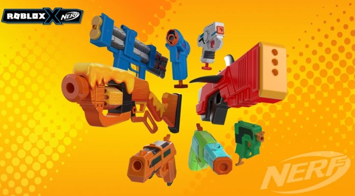 Roblox Nerf Event Game Review