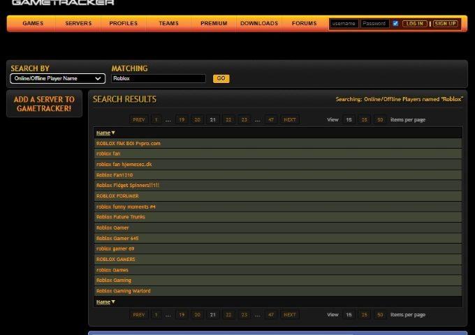 Roblox Online Player Status Tracker
