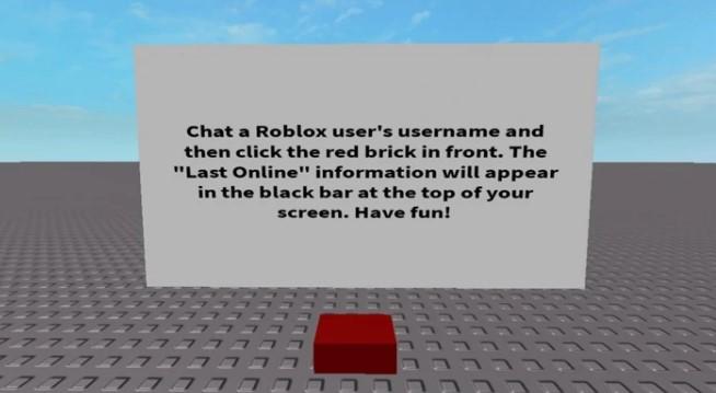 Roblox Player Status Checker