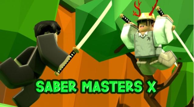 Roblox Saber Master X Codes (July 2021)