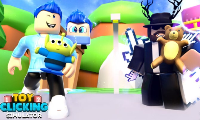 Roblox Toy Clicking Simulator Codes (July 2021)