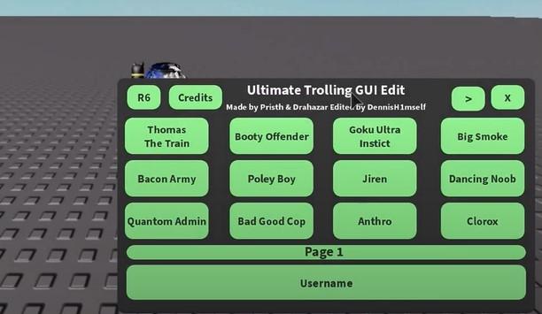 Roblox Ultimate Trolling GUI Script1