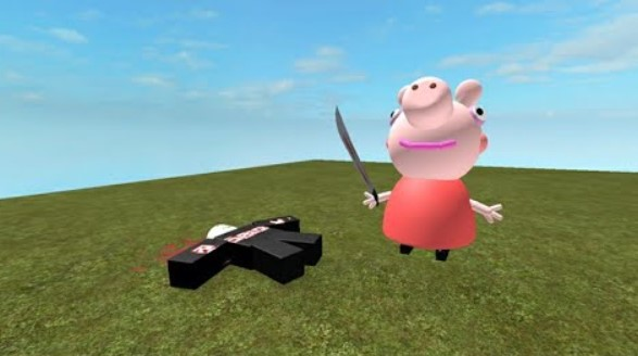 Survival the Peppa Pig