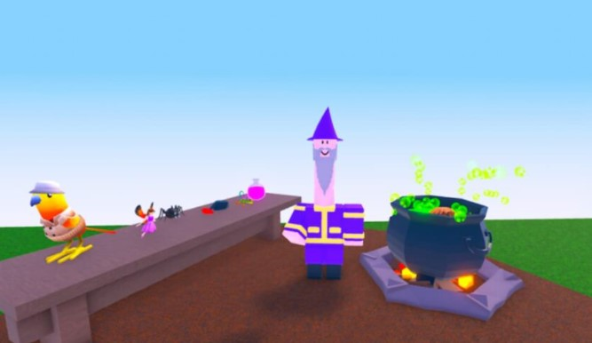 Wacky Wizards Roblox All Potions List
