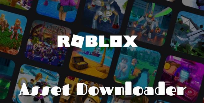 What isRoblox Asset Downloader
