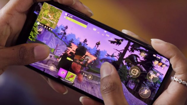 play the game Fortnite on your device