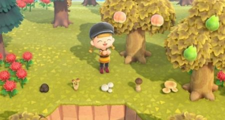 ACNH Mushroom Season Dates
