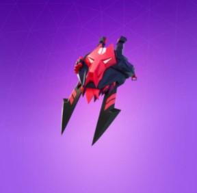 Back Bling-Elder Fox Crest