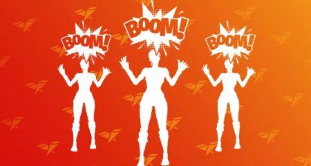 Bim Bam Boom Fortnite Emote Song and Lyrics