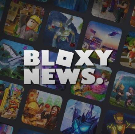 Bloxy News Website
