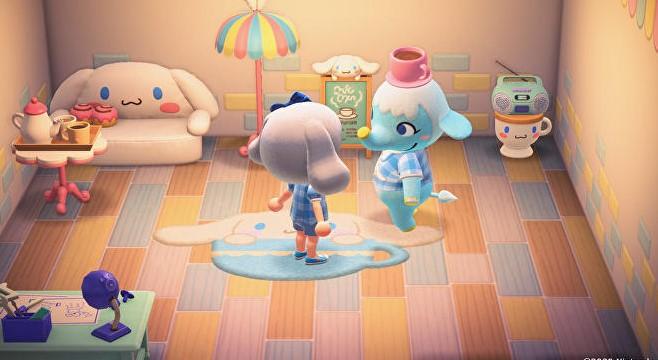 Chai Sanrio Amiibo Cards Animal Crossing