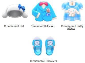 Cinnamoroll Clothing