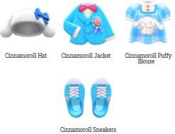Cinnamoroll Clothing1