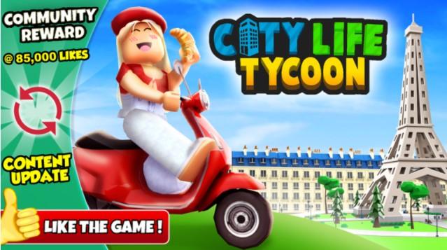 City Life Tycoon