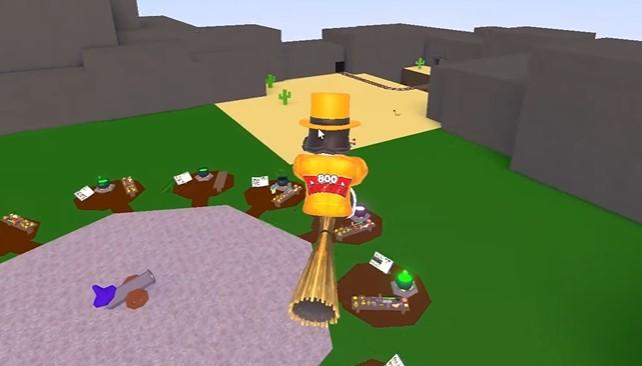 Creating a Broom Potion
