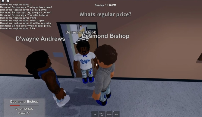 Desmond Bishop Finds a Gun Plug and Tries to Sell in East Brickton