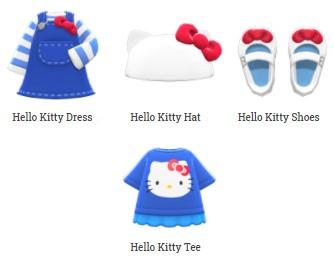 Hello Kitty Clothing