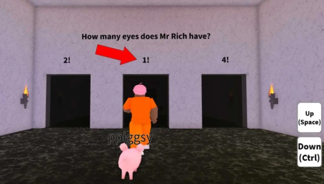 How Many Eyes Does Mr Rich Have in Wacky Wizards Roblox1