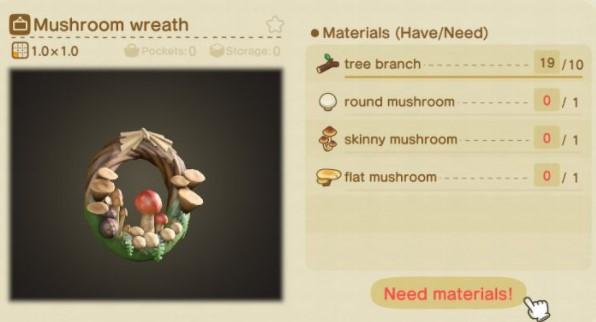 How to Craft Mush wreath