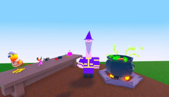 How to Get All Ingredients in Wacky Wizards Roblox1